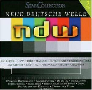StarCollection - Neue Deutsche Welle - Cover