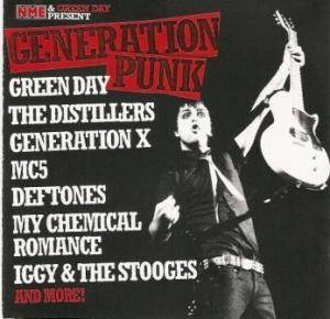 NME & Green Day Present Generation Punk - Cover