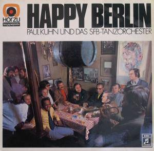 Cover - Paul Kuhn: Happy Berlin
