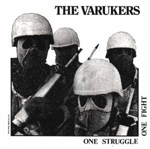 Cover - Varukers, The: One Struggle One Fight