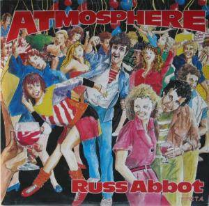 Russ Abbot: Atmosphere - Cover