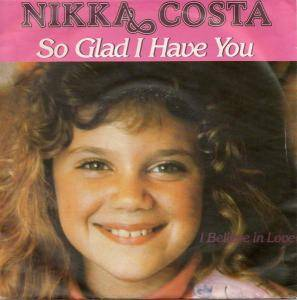 Cover - Nikka Costa: So Glad I Have You