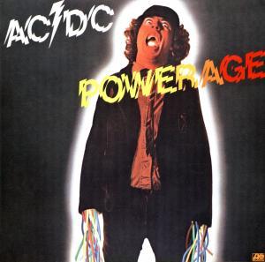 AC/DC: Powerage - Cover