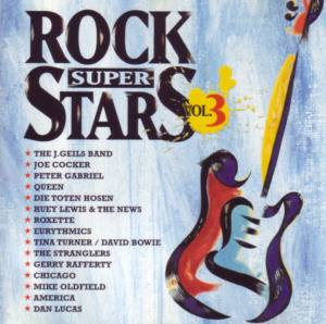 Rock Super Stars Vol. 3 - Cover