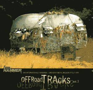 Cover - Raging Honkies, The: Metal Hammer - Off Road Tracks Vol. 03