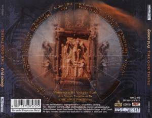 Vanden Plas: The God Thing (CD) - Bild 2