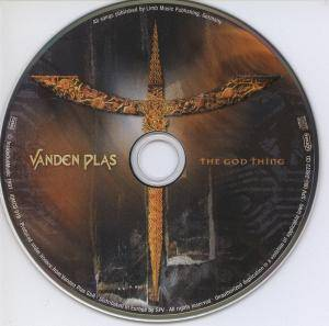 Vanden Plas: The God Thing (CD) - Bild 3