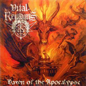 Vital Remains: Dawn Of The Apocalypse - Cover