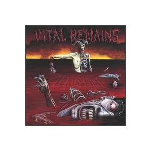Vital Remains: Let Us Pray - Cover