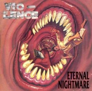 Vio-lence: Eternal Nightmare - Cover