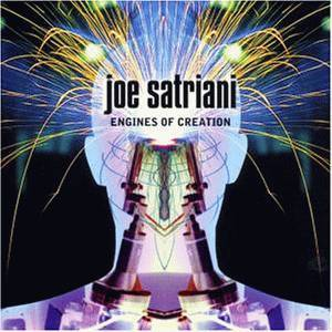 Cover - Joe Satriani: Engines Of Creation