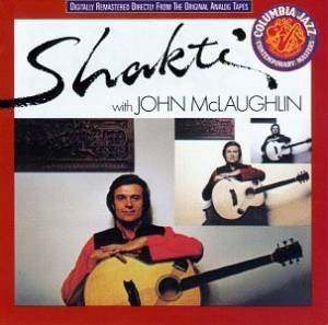 Shakti & John McLaughlin: Shakti With John McLaughlin - Cover