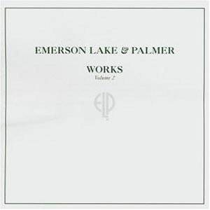 Emerson, Lake & Palmer: Works Volume 2 - Cover