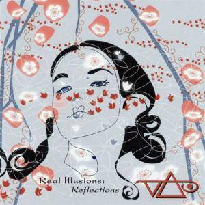 Cover - Steve Vai: Real Illusions: Reflections