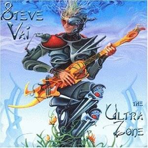 Cover - Steve Vai: Ultra Zone, The
