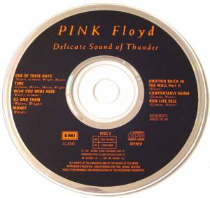 Pink Floyd: Delicate Sound Of Thunder (2-CD) - Bild 4