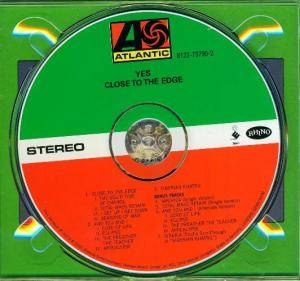 Yes: Close To The Edge (CD) - Bild 6