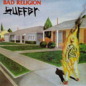 Bad Religion: Suffer (CD) - Bild 1