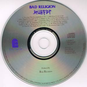 Bad Religion: Suffer (CD) - Bild 4