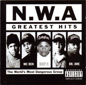 Cover - N.W.A: Greatest Hits