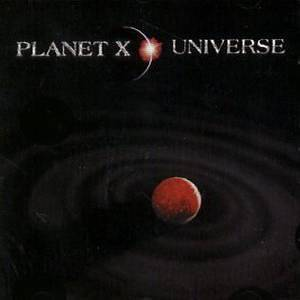Cover - Planet X: Universe