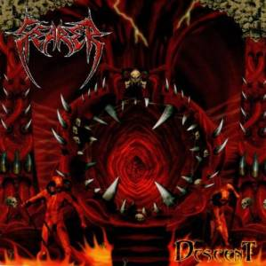 Cover - Fearer: Descent