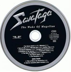 Savatage: The Wake Of Magellan (CD) - Bild 3