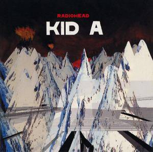 Radiohead: Kid A - Cover