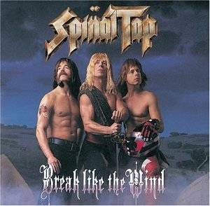 Spın̈al Tap: Break Like The Wind - Cover