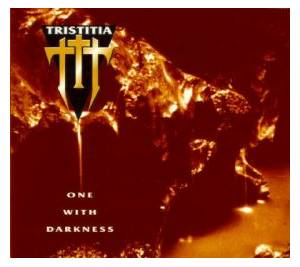 Tristitia: One With Darkness - Cover