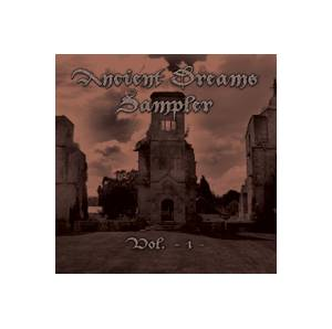 Cover - Aeons Confer: Ancient Dreams Sampler Vol. 1