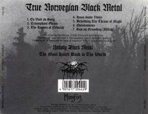 Darkthrone: Panzerfaust (CD) - Bild 2
