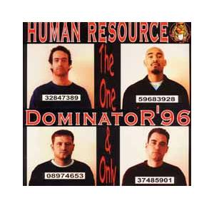 Cover - Human Resource: Dominator '96