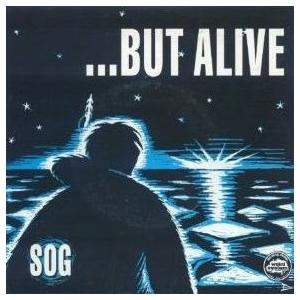 ...But Alive: Sog - Cover