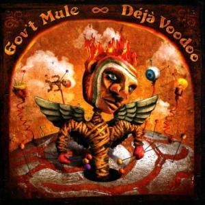 Gov't Mule: Déjà Voodoo - Cover