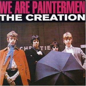 The Creation: We Are Paintermen - Cover