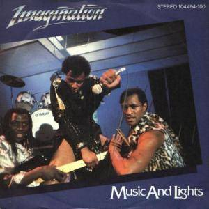Imagination: Music And Lights - Cover