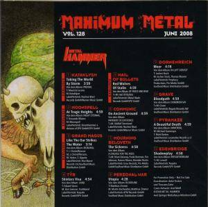 Metal Hammer - Maximum Metal Vol. 128 (CD) - Bild 2