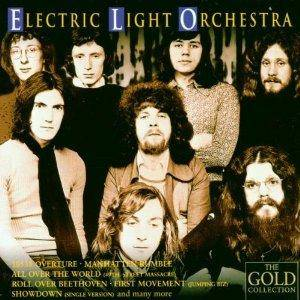 Electric Light Orchestra: Gold Collection, The - Cover