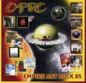 Cover - Expedition Delta: Empire Art Rock - E. A. R. 85