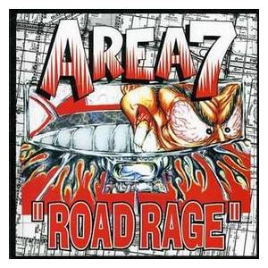 Cover - Area-7: Road Rage