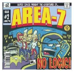 Cover - Area-7: No Logic!