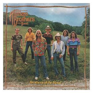 The Allman Brothers Band: Brothers Of The Road (LP) - Bild 1