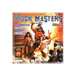 Rock Masters Vol. 2 - Cover