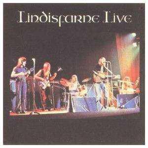 Lindisfarne: Live - Cover