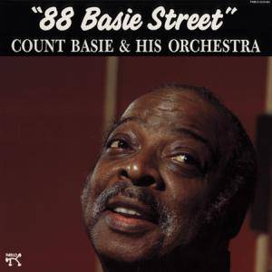 "Count Basie & His Orchestra: ""88 Basie Street"" - Cover"
