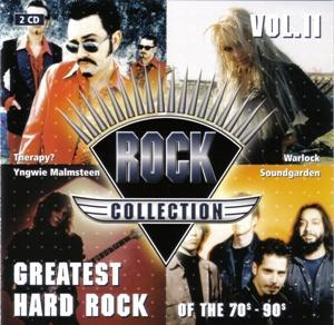 Rock Collection Vol. 11 - Greatest Hard Rock Fo The 70s - 90s - Cover