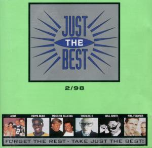 Just The Best 2/98 - Cover