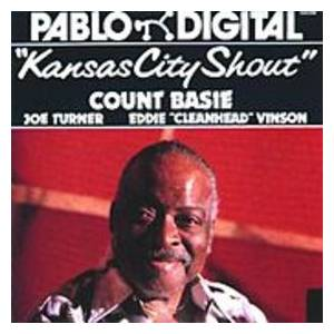 Count Basie: Kansas City Shout - Cover