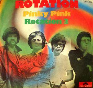 Cover - Rotation: Pinky Pink
